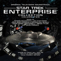 Star Trek Enterprise Collection Volume Two cover