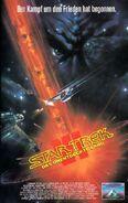 Star Trek VI (Kinofassung - Kauf-VHS Frontcover)
