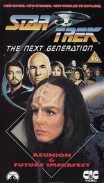 TNG vol 41 UK VHS cover