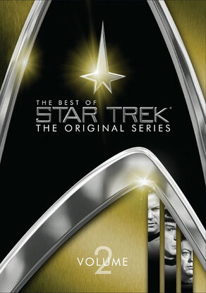 The Best of Star Trek The Original Series Volume 2 cover.jpg