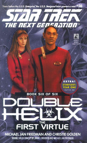 Tuvok cover variant