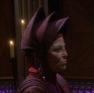Vedek Winn's hat