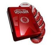 Voyager DVD box