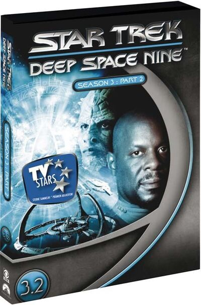 DS9 Staffel 3-2 DVD