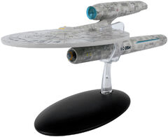 Eaglemoss SP5 USS Kelvin