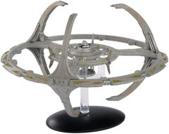 Eaglemoss XL DS9