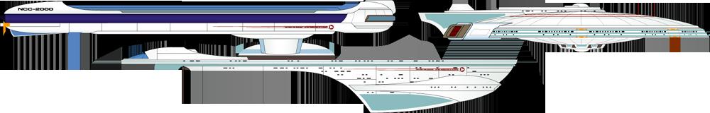 Excelsior-Klasse (Enterprise-B-Typ) schema