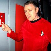 Mike Sussman as a redshirt