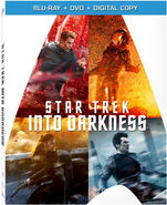 Star Trek Into Darkness target exclusive bluray