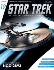 Star Trek Official Starships Collection Issue 19