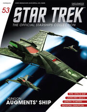 Star Trek Official Starships Collection Issue 53