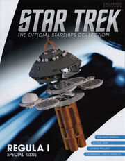 Star Trek Official Starships Collection issue SP24