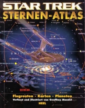 Star Trek Sternen-Atlas