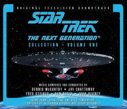 Star Trek The Next Generation Collection Volume One