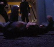 Stunt double Gary Werntz, Frame of Mind
