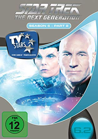 TNG Staffel 6-2 DVD