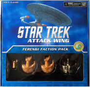 Wizkids Star Trek Attack Wing Ferengi Faction Pack