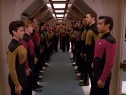 Worf's Honor Guard