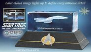 B8USS Enterprise 3D Photo Laser Block