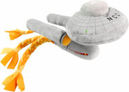Coop Warp Drive USS Enterprise Dog Chew Toy
