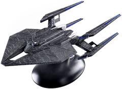 Eaglemoss Section 31 Nimrod-Class