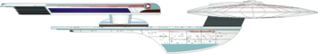 Excelsior-Klasse entwurf schema