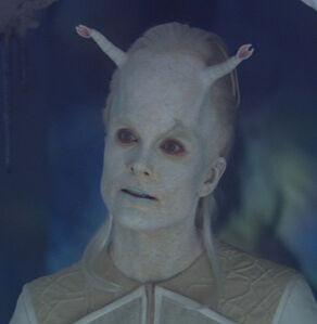Lissan, an Aenar female (2154)