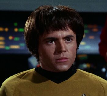"Ensign Chekov in <a href=""/wiki/2267"" title=""2267"">2267</a>"