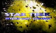 Star Trek Beyond First Contact