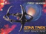 Star Trek Deep Space Nine - Season One Card029