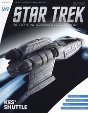 Star Trek Official Starships Collection issue 169