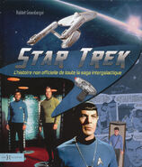 Star Trek The Complete Unauthorized History French cover