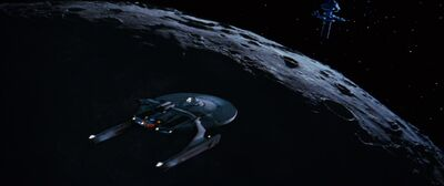 USS Reliant über Regula