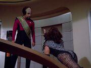 Worfs Vorstellung von Sex