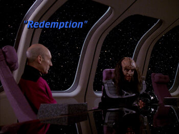 Redemption title card