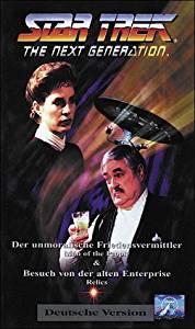 Der unmoralische Friedensvermittler – Besuch von der alten Enterprise (Deutsche Version)
