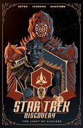 Discovery - The Light of Kahless omnibus cover