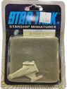 FASA 2510 RPG miniature Klingon K-23 Escort 1988