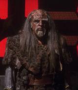 Klingon chancellor, 2153