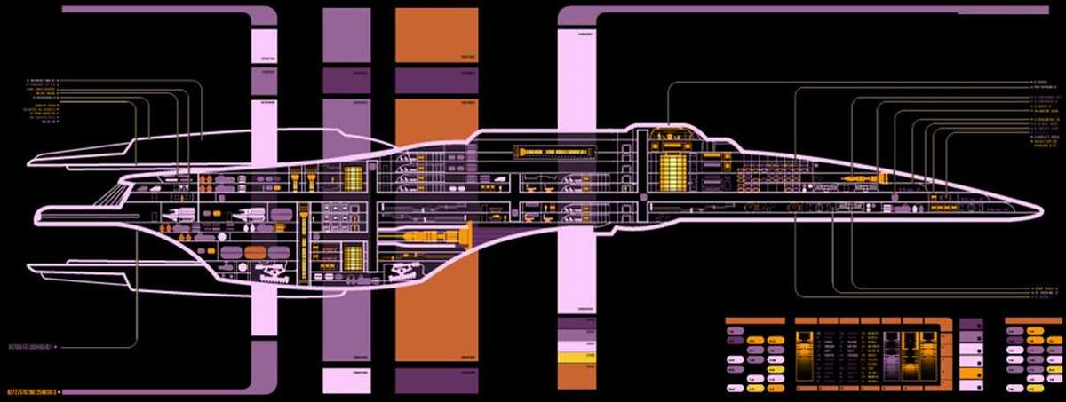 Prometheus class memory alpha fandom powered by wikia prometheus class sciox Image collections