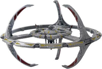 Raumschiffsammlung Sonderausgabe 1 Deep Space 9