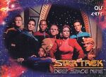 Star Trek Deep Space Nine - Season One Card099