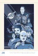 Star Trek Poster Calendar 2017 June