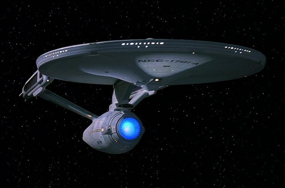 Image result for original star trek enterprise picture wide