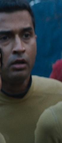 ...as <i>Enterprise</i> crewmember