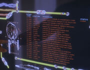 Automated repair station, code list