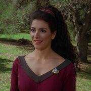 Deanna Troi, 2365