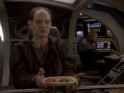 Eddington mag sein Essen nicht
