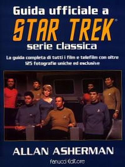 Guida ufficiale a STAR TREK serie classica