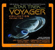 Star Trek Voyager Soundtrack Collection - Volume Two